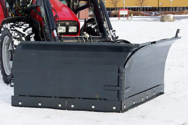 traktormonterad vikplog